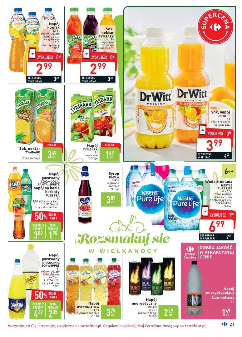 Gazetka promocyjna Carrefour do 20/04/2019 str.20