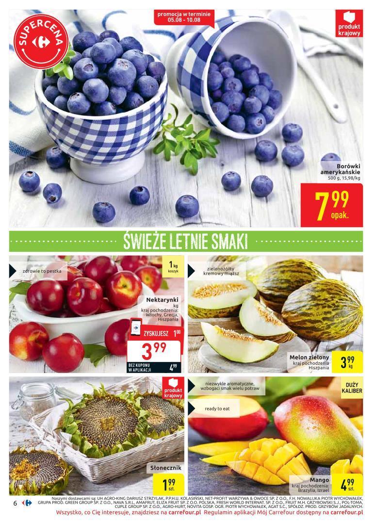 Gazetka promocyjna Carrefour do 19/08/2019 str.5