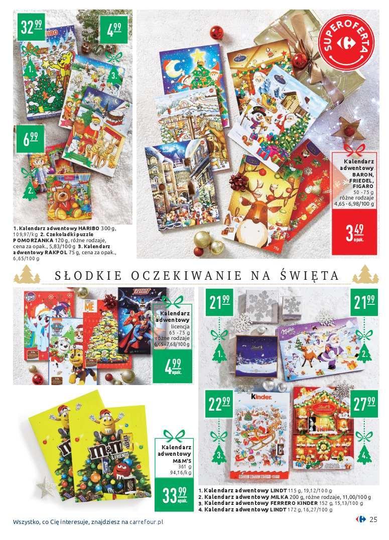 Gazetka promocyjna Carrefour do 02/12/2018 str.25