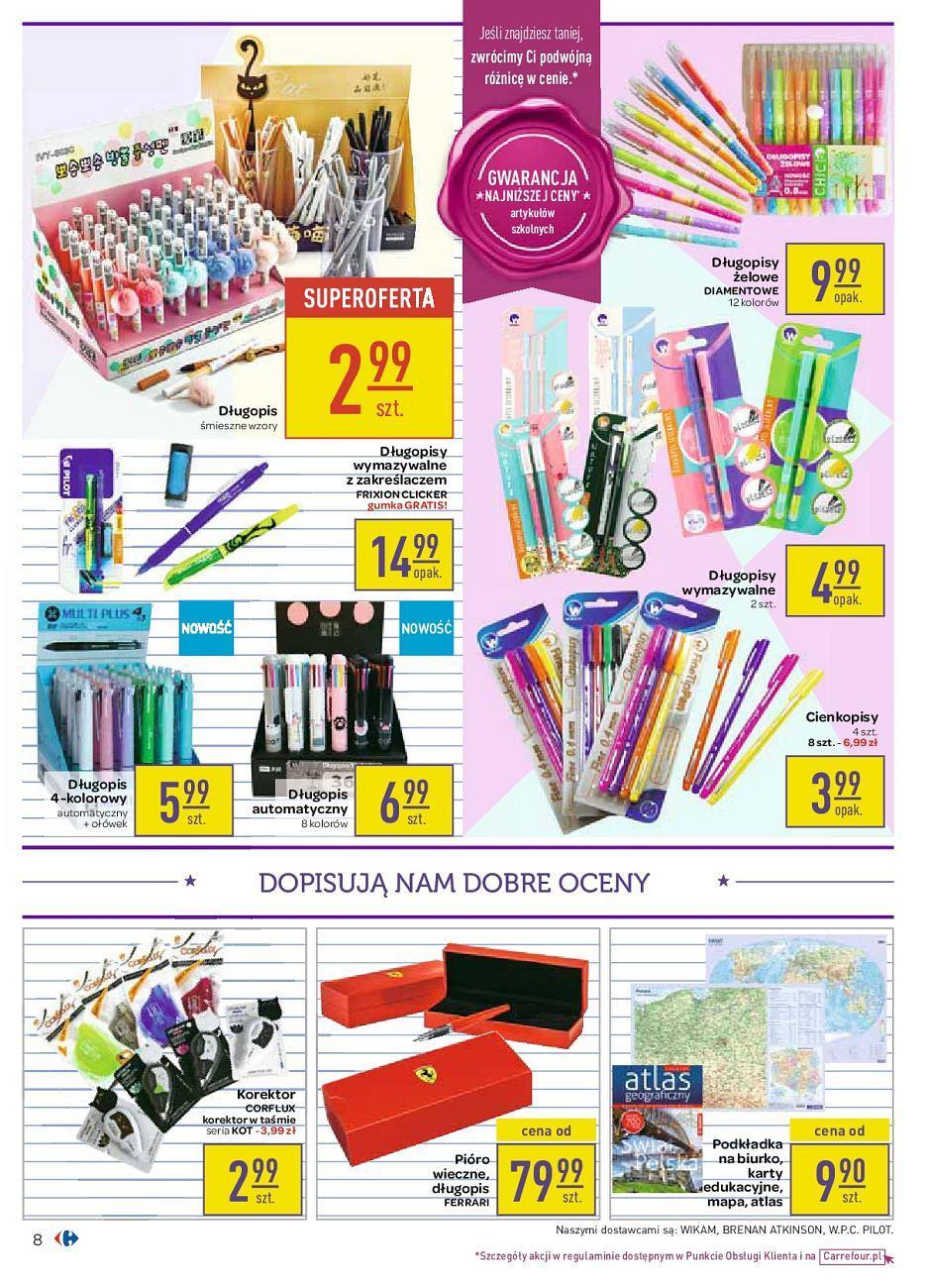 Gazetka promocyjna Carrefour do 11/08/2018 str.7