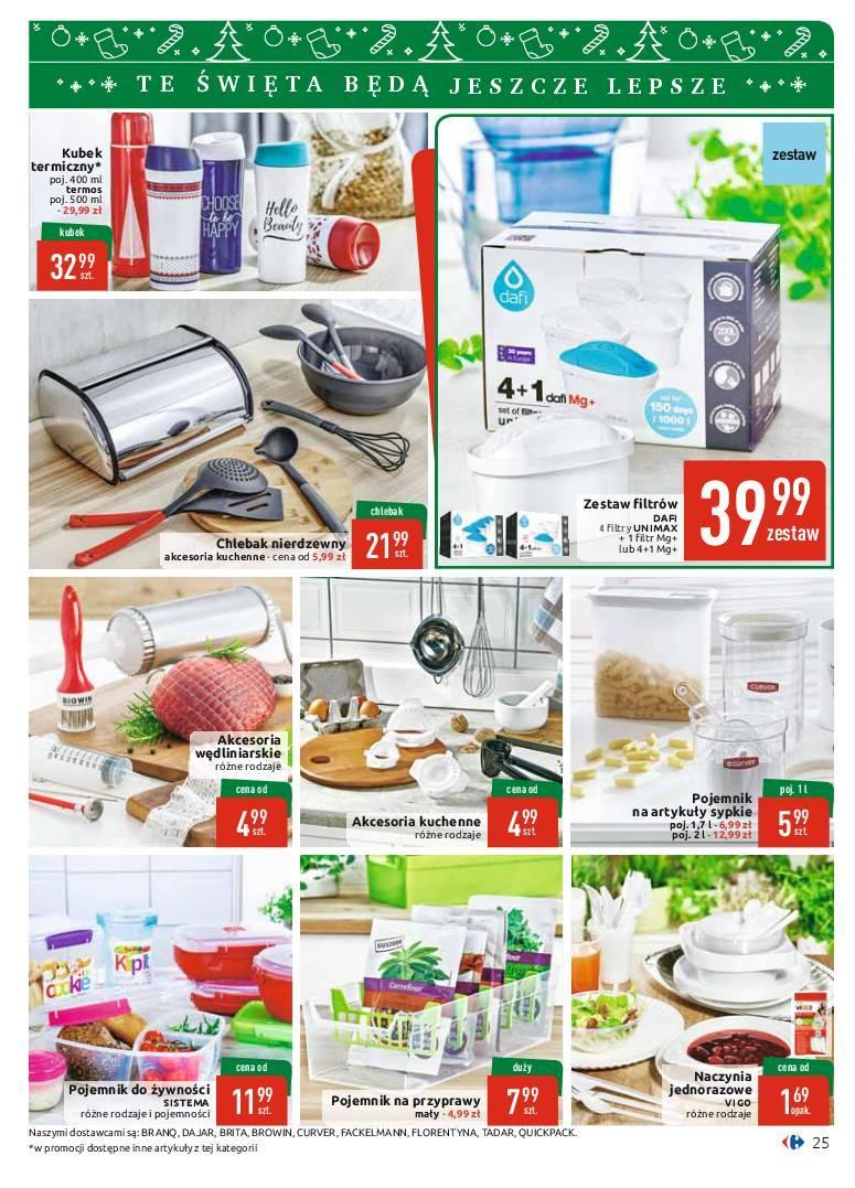Gazetka promocyjna Carrefour do 08/12/2018 str.25
