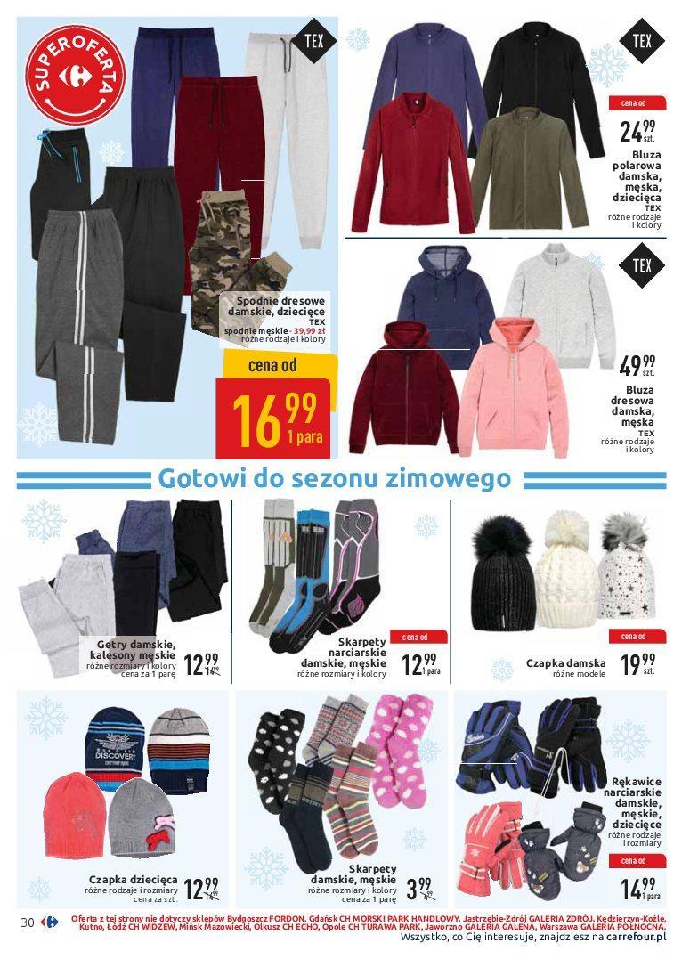 Gazetka promocyjna Carrefour do 19/01/2019 str.30