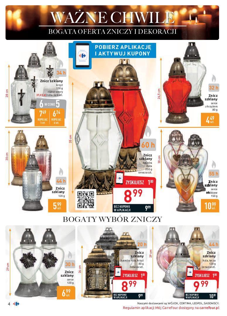 Gazetka promocyjna Carrefour do 13/10/2018 str.4
