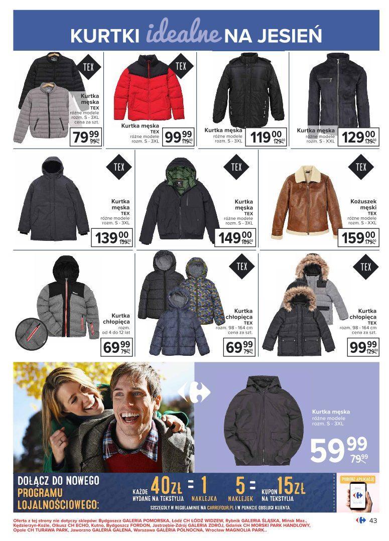 Gazetka promocyjna Carrefour do 07/11/2020 str.43