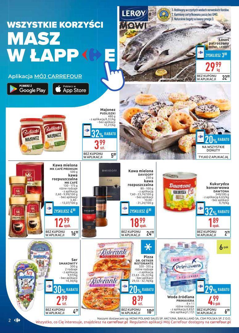 Gazetka promocyjna Carrefour do 24/02/2020 str.2