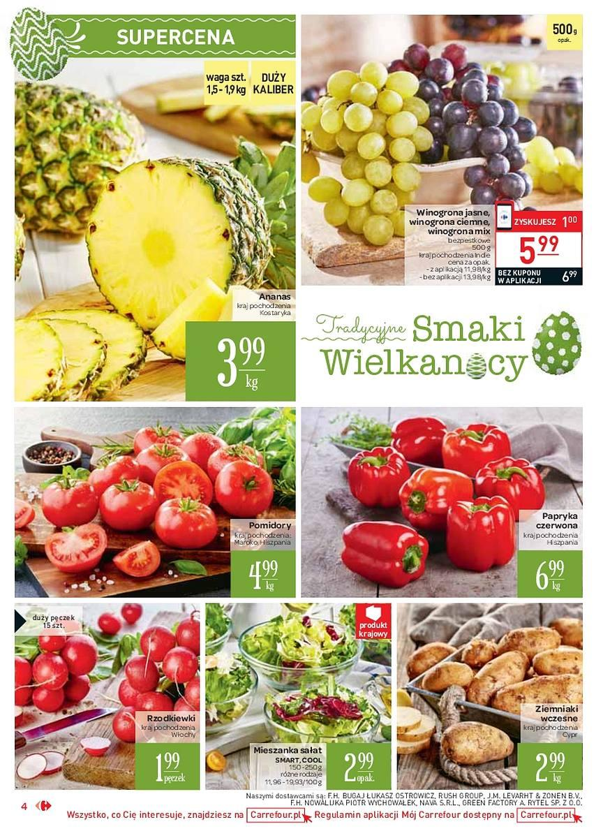 Gazetka promocyjna Carrefour Market do 31/03/2018 str.3