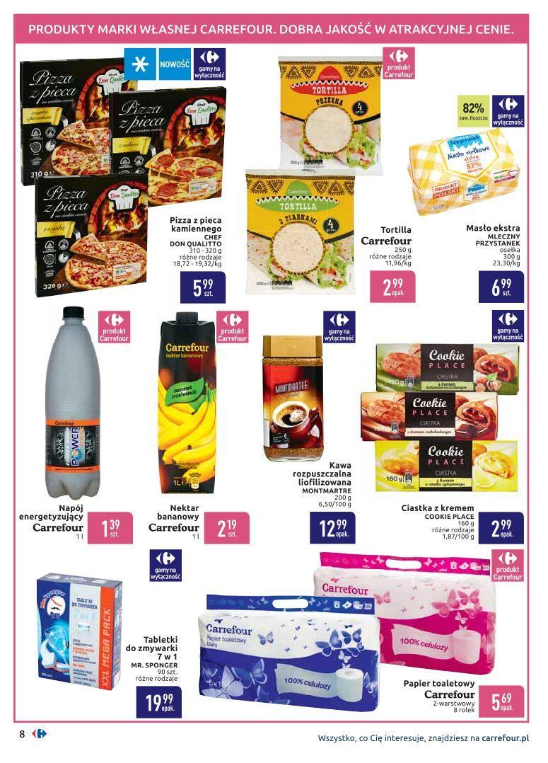 Gazetka promocyjna Carrefour do 20/07/2019 str.8