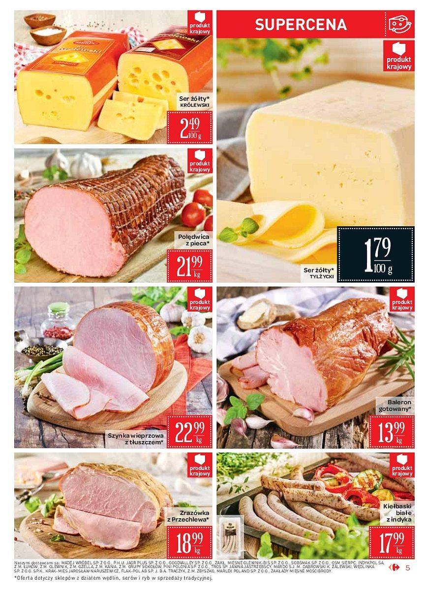 Gazetka promocyjna Carrefour Market do 09/06/2018 str.4
