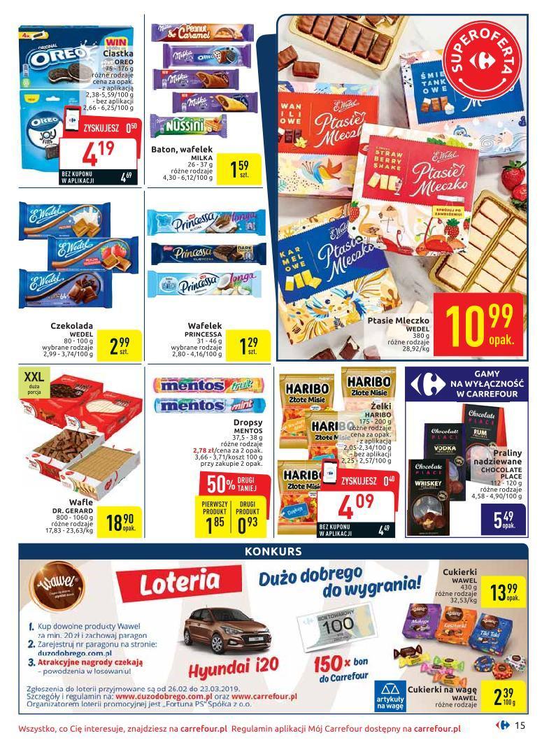 Gazetka promocyjna Carrefour do 23/03/2019 str.14