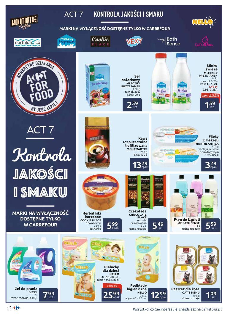Gazetka promocyjna Carrefour do 08/12/2018 str.12