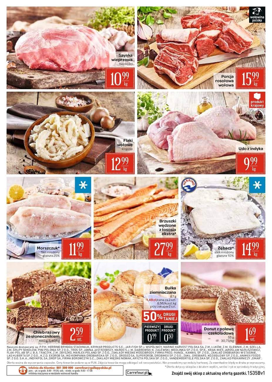 Gazetka promocyjna Carrefour Market do 03/09/2018 str.2