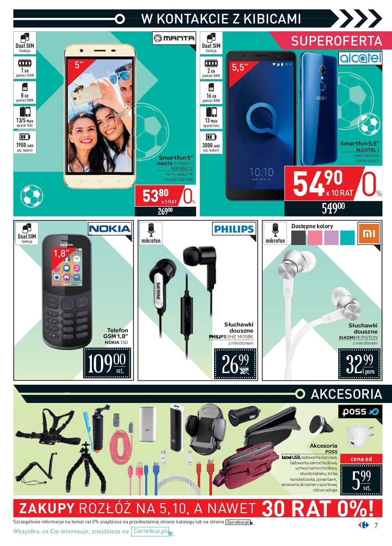 Gazetka promocyjna Carrefour do 16/06/2018 str.6