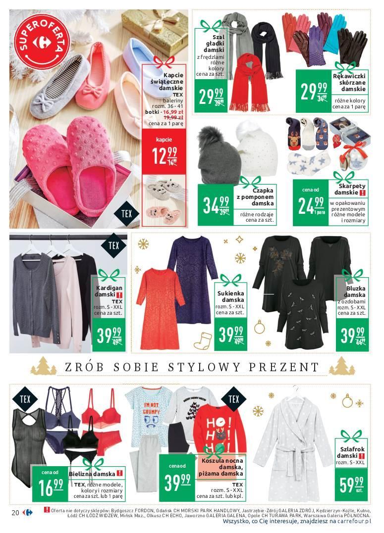 Gazetka promocyjna Carrefour do 02/12/2018 str.20