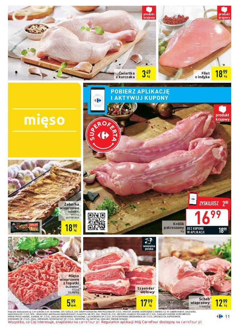 Gazetka promocyjna Carrefour do 25/11/2018 str.11