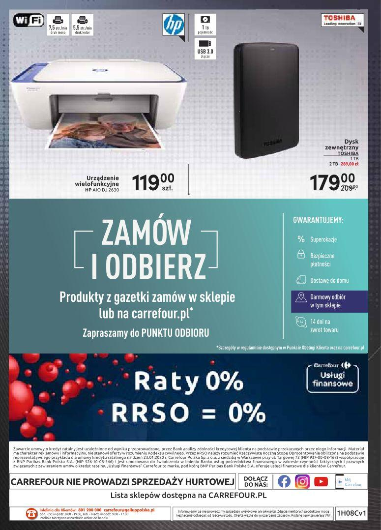 Gazetka promocyjna Carrefour do 07/03/2020 str.12