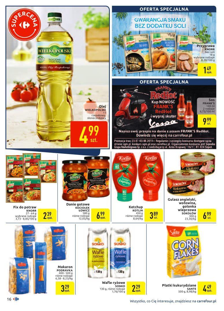 Gazetka promocyjna Carrefour do 03/08/2019 str.15