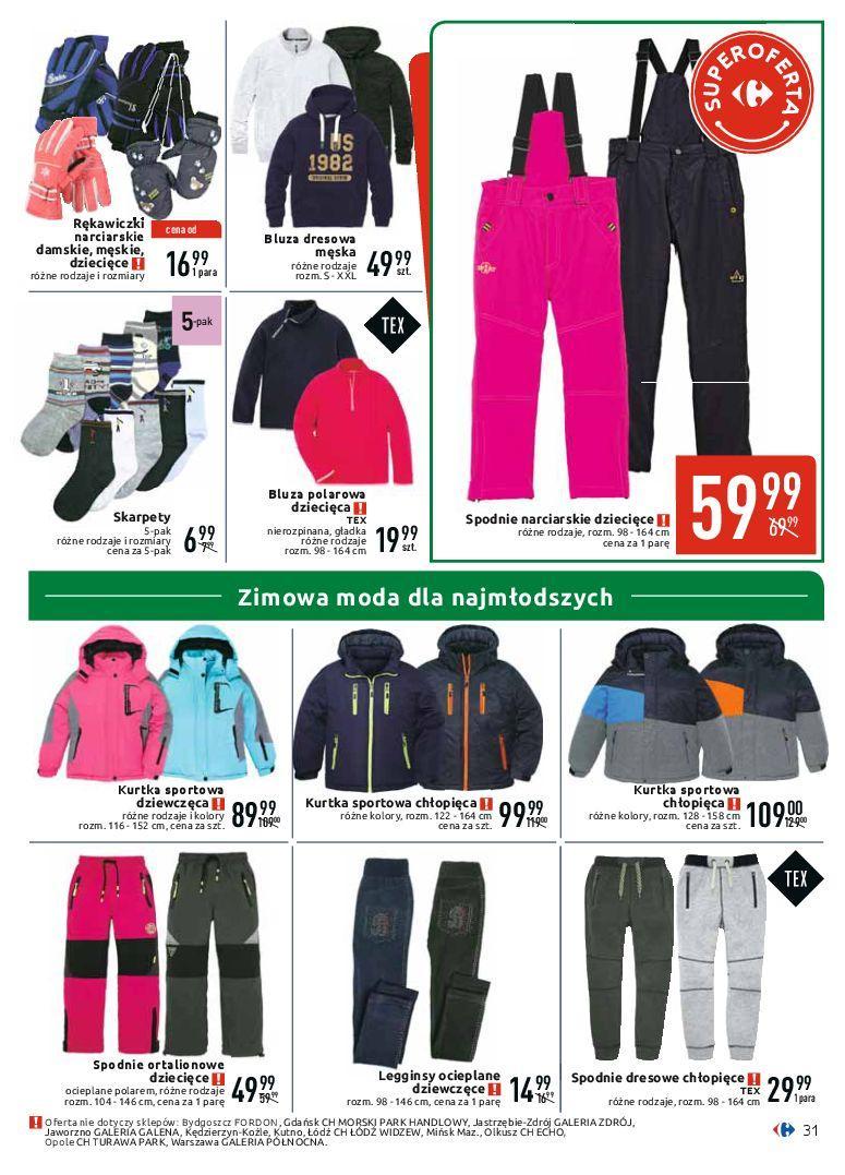 Gazetka promocyjna Carrefour do 08/12/2018 str.31