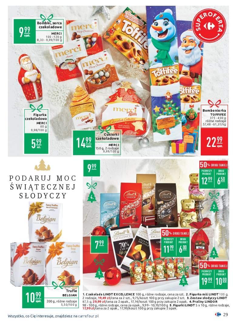 Gazetka promocyjna Carrefour do 02/12/2018 str.29