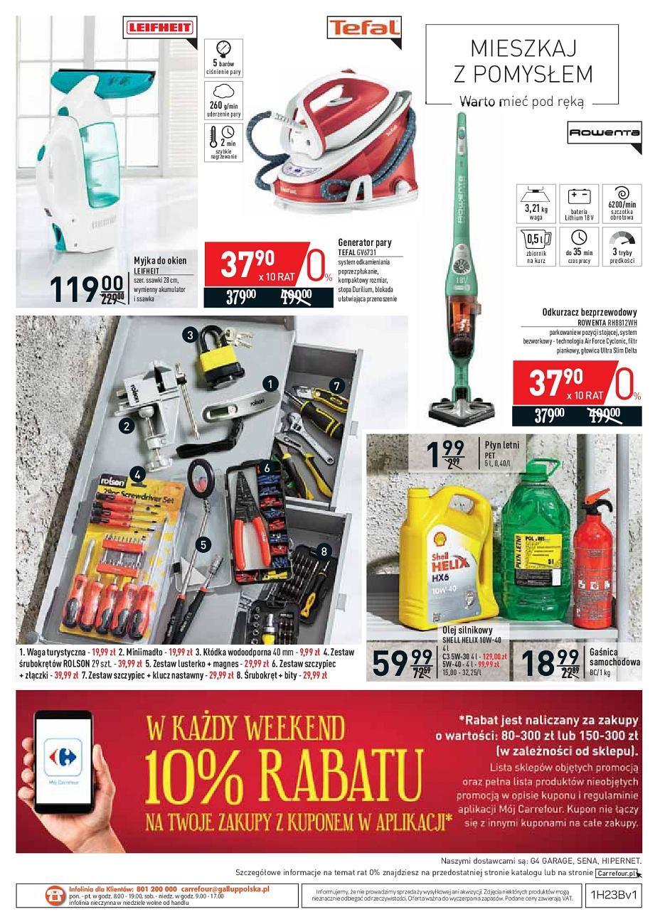 Gazetka promocyjna Carrefour do 16/06/2018 str.24