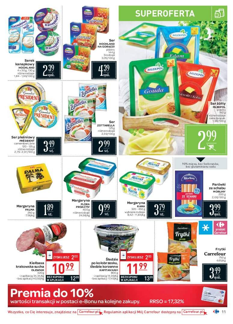 Gazetka promocyjna Carrefour do 24/06/2018 str.11
