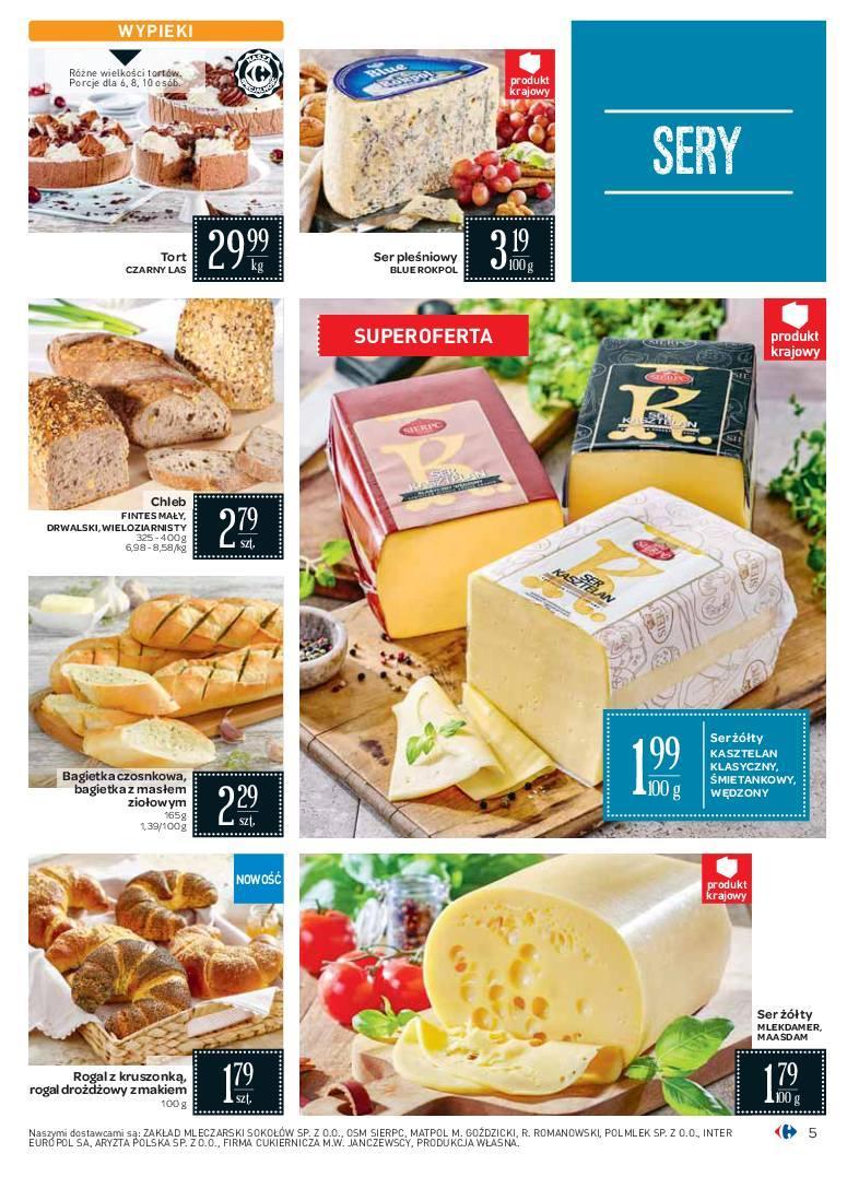 Gazetka promocyjna Carrefour do 24/06/2018 str.5