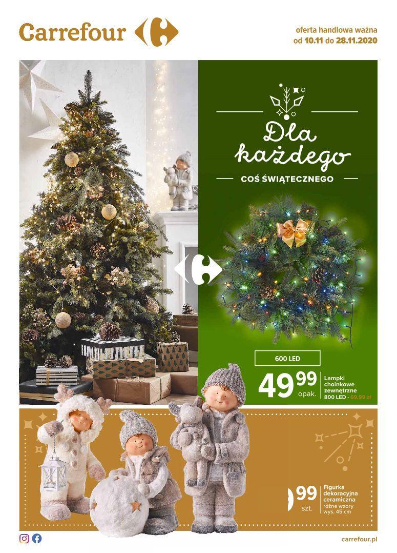 Gazetka promocyjna Carrefour do 28/11/2020 str.0