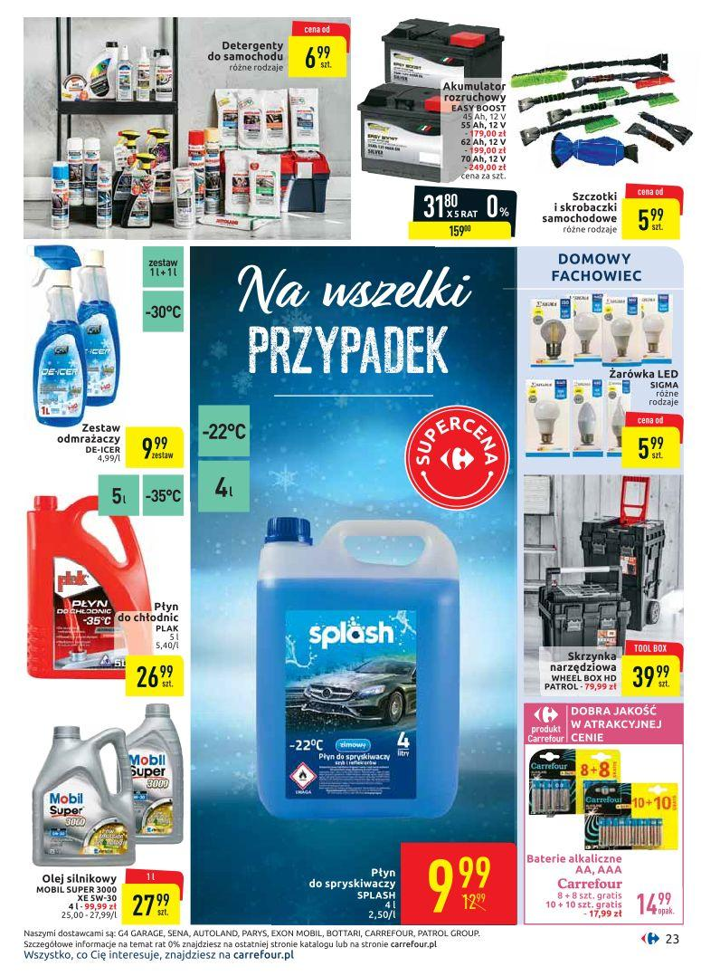 Gazetka promocyjna Carrefour do 01/02/2020 str.22
