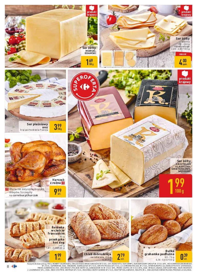 Gazetka promocyjna Carrefour do 18/02/2019 str.8