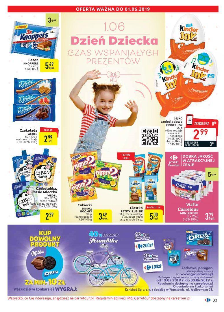 Gazetka promocyjna Carrefour do 26/05/2019 str.32