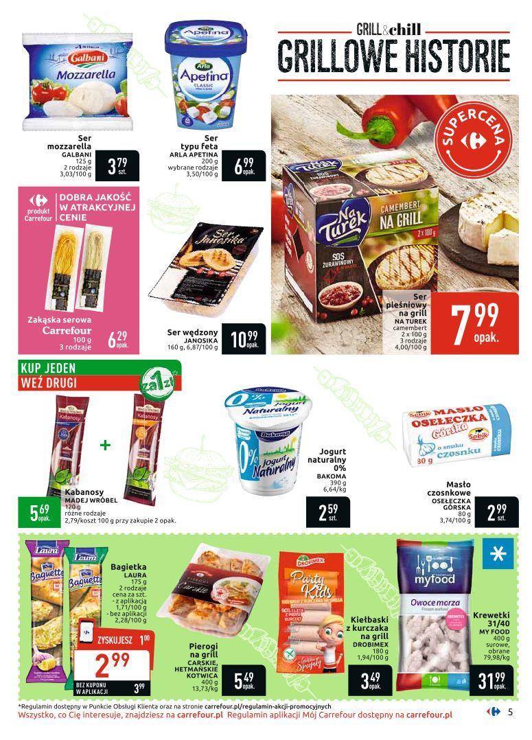 Gazetka promocyjna Carrefour do 04/05/2019 str.4
