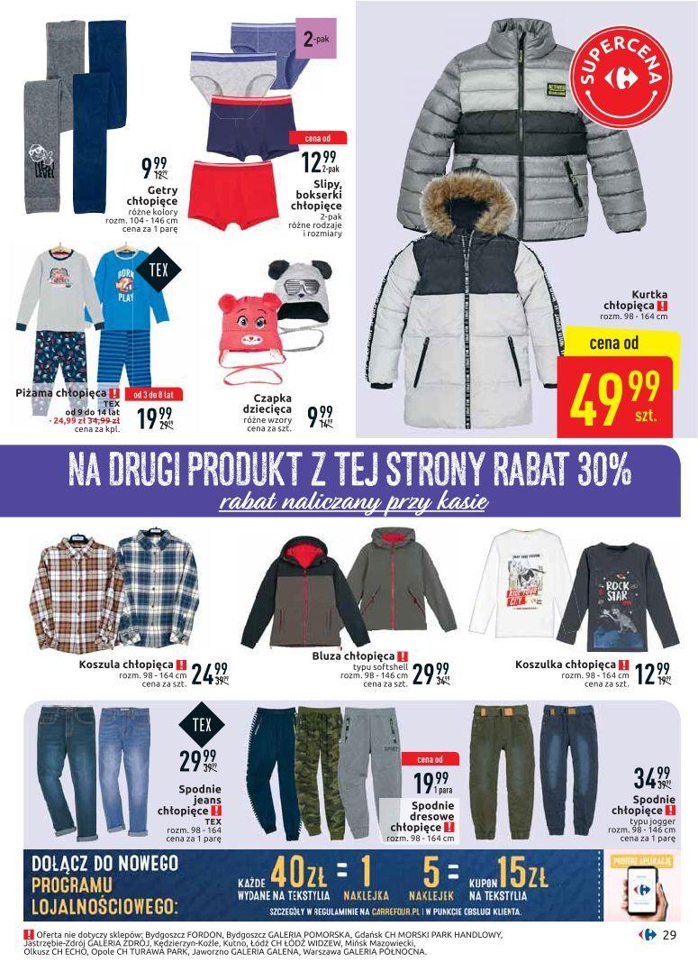Gazetka promocyjna Carrefour do 01/02/2020 str.28