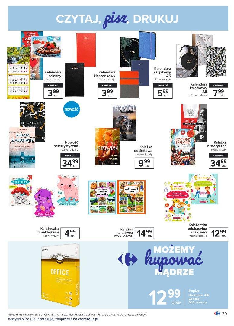 Gazetka promocyjna Carrefour do 07/11/2020 str.39