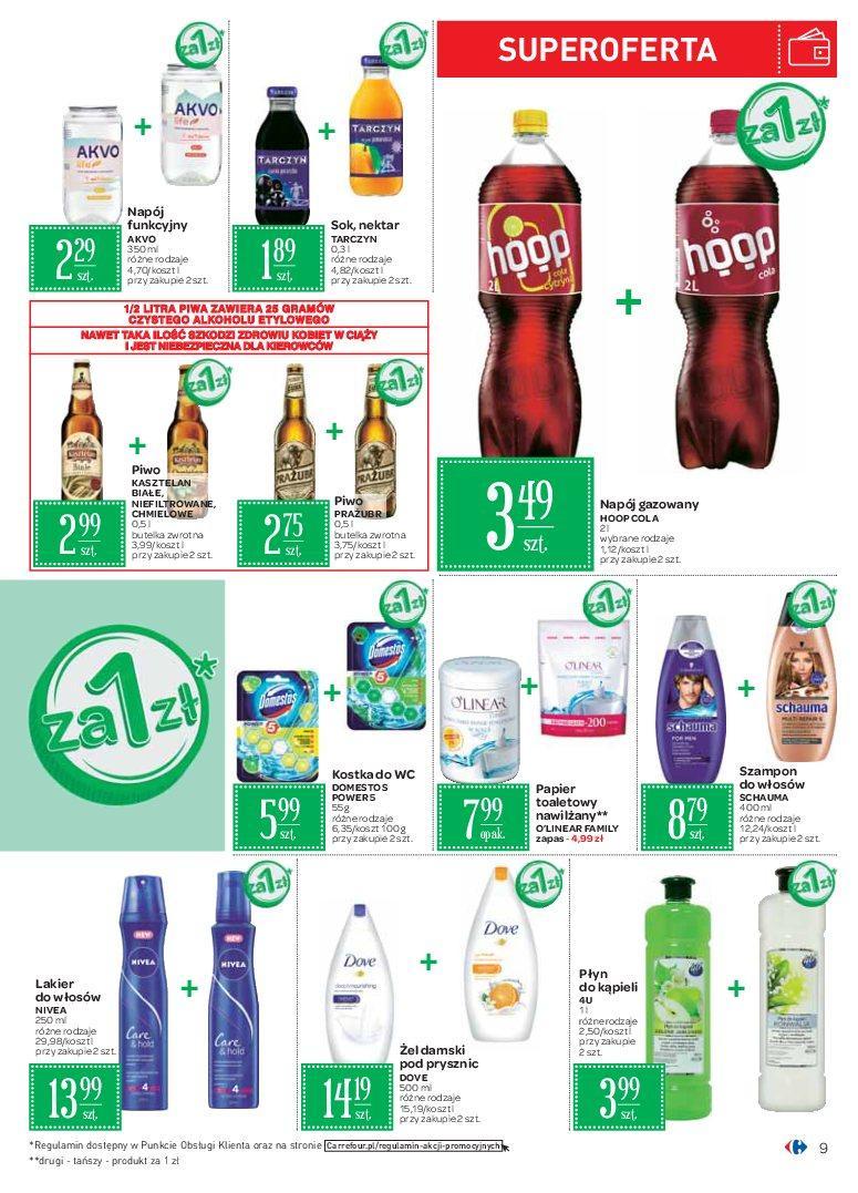 Gazetka promocyjna Carrefour do 07/07/2018 str.9