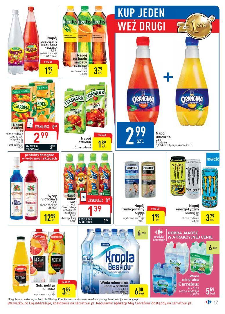 Gazetka promocyjna Carrefour do 26/05/2019 str.16