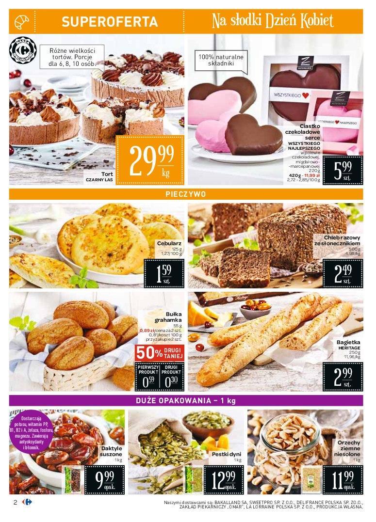 Gazetka promocyjna Carrefour do 13/03/2017 str.1