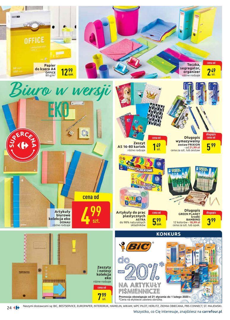 Gazetka promocyjna Carrefour do 01/02/2020 str.23