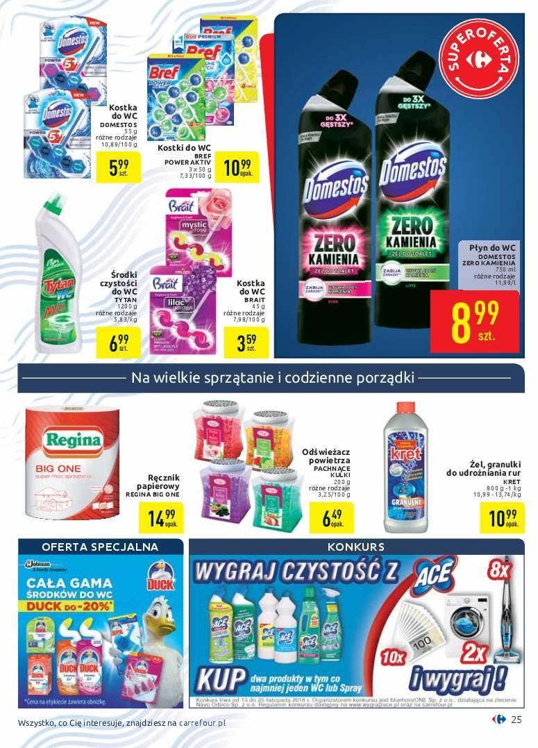 Gazetka promocyjna Carrefour do 25/11/2018 str.25