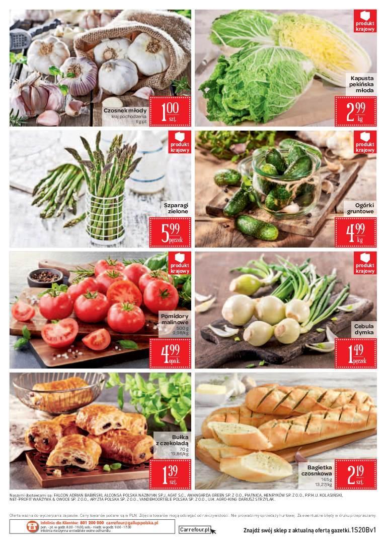Gazetka promocyjna Carrefour Market do 21/05/2018 str.1