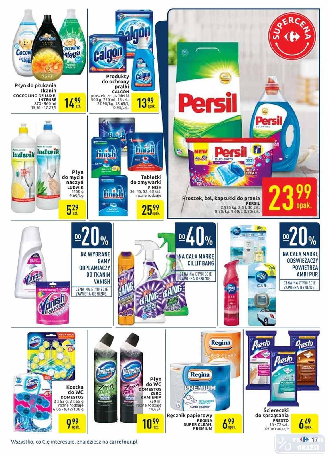 Gazetka promocyjna Carrefour do 22/06/2019 str.16