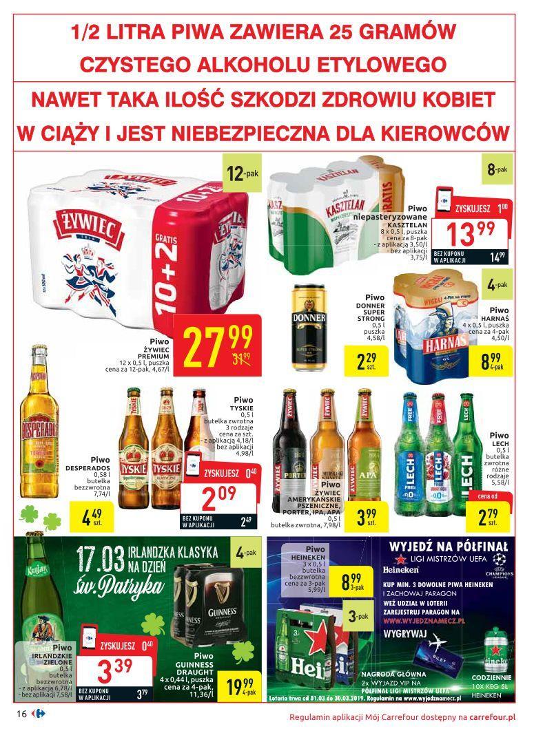 Gazetka promocyjna Carrefour do 23/03/2019 str.15