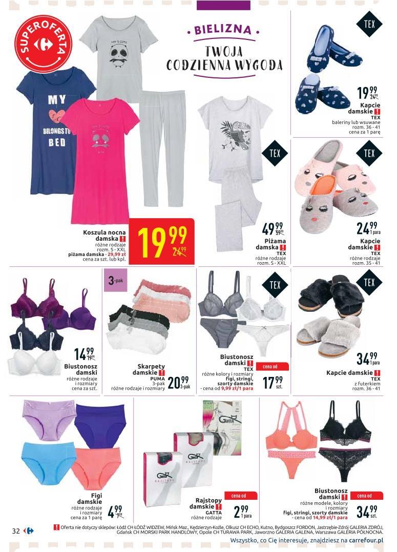 Gazetka promocyjna Carrefour do 23/03/2019 str.31