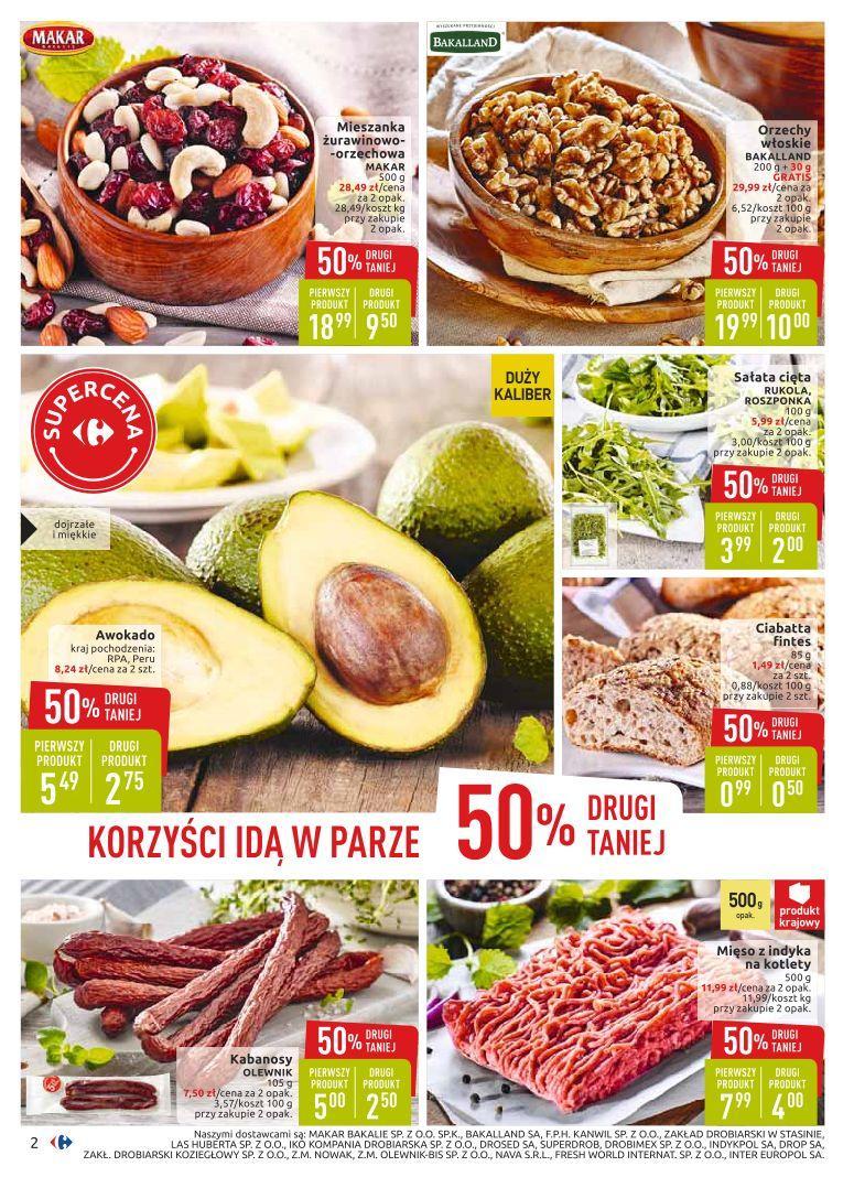 Gazetka promocyjna Carrefour do 06/04/2019 str.1
