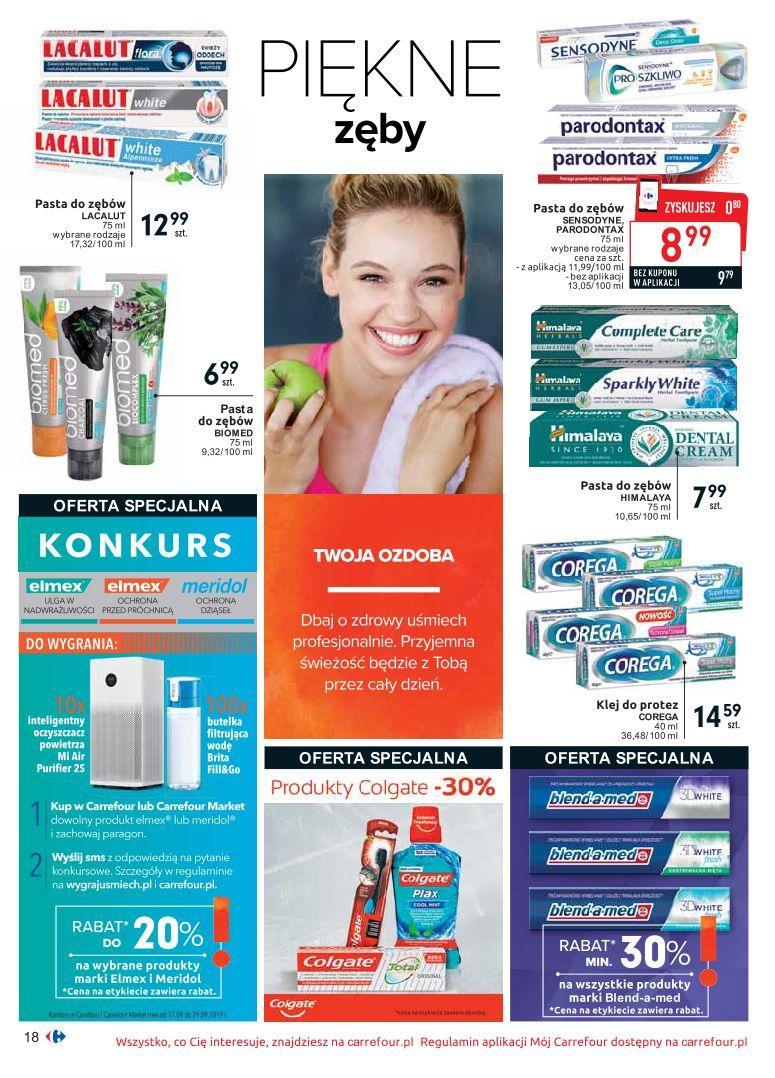 Gazetka promocyjna Carrefour do 29/09/2019 str.17