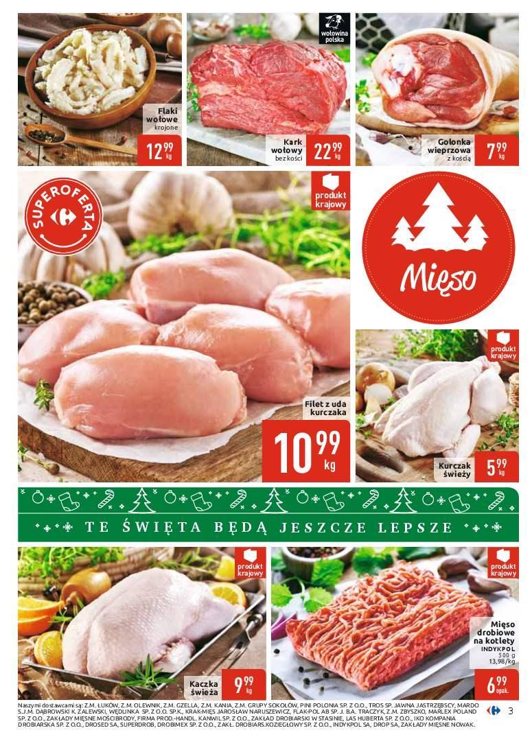 Gazetka promocyjna Carrefour do 08/12/2018 str.3