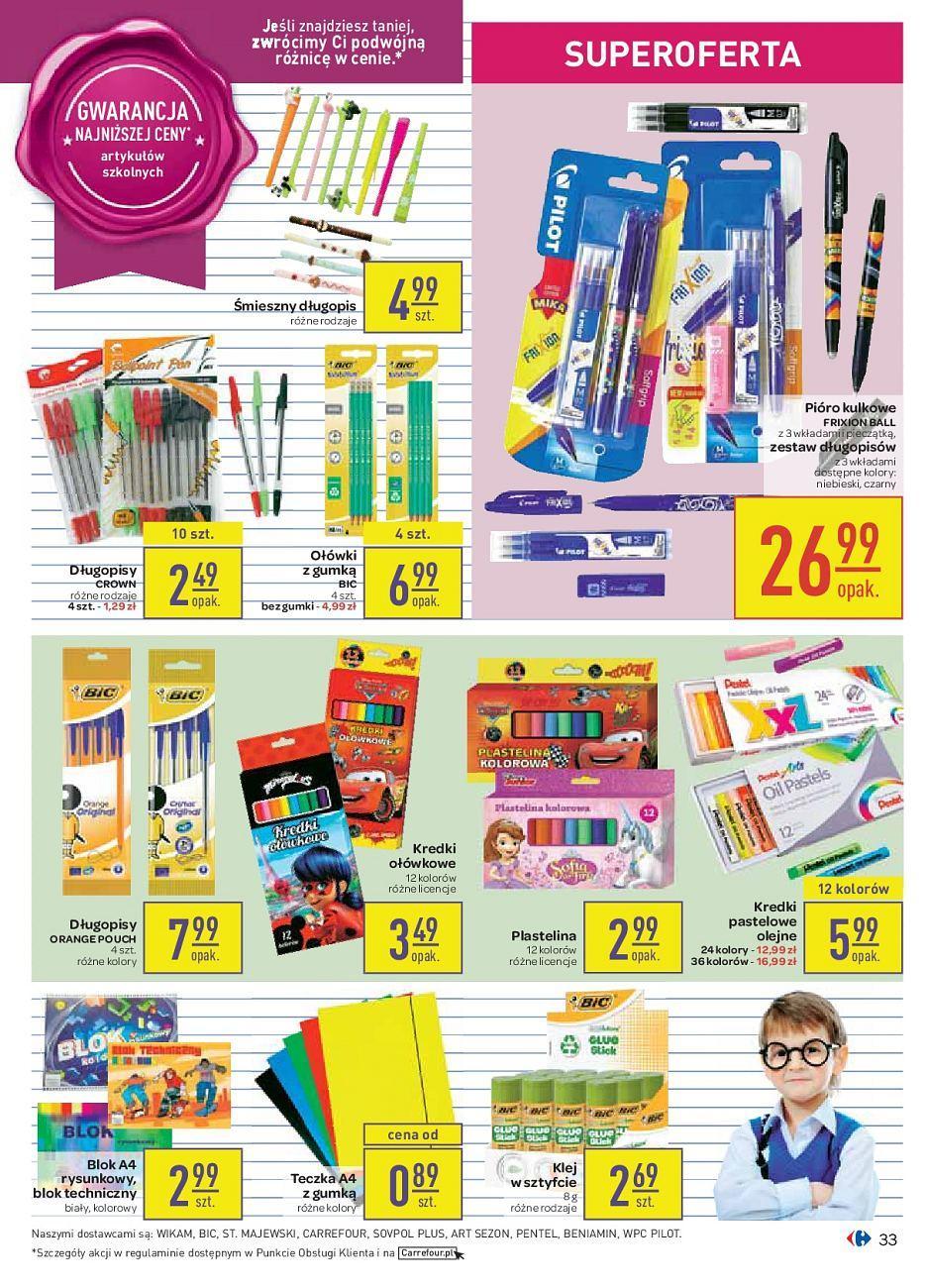 Gazetka promocyjna Carrefour do 18/08/2018 str.32