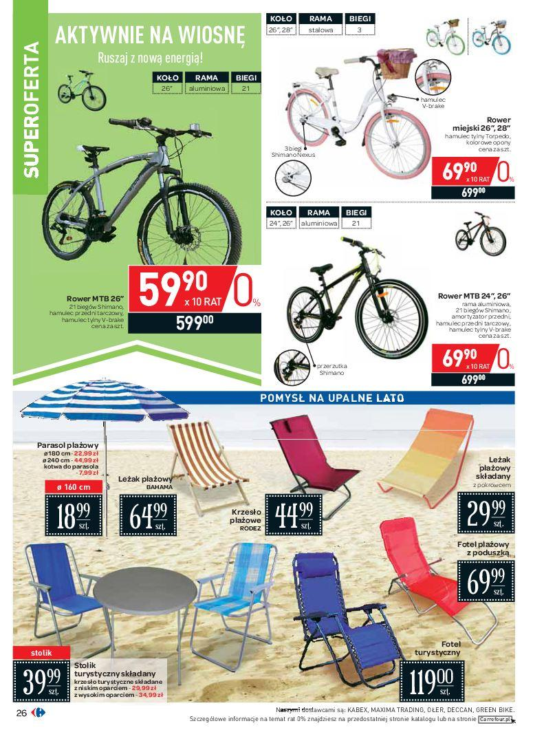 Gazetka promocyjna Carrefour do 07/07/2018 str.26