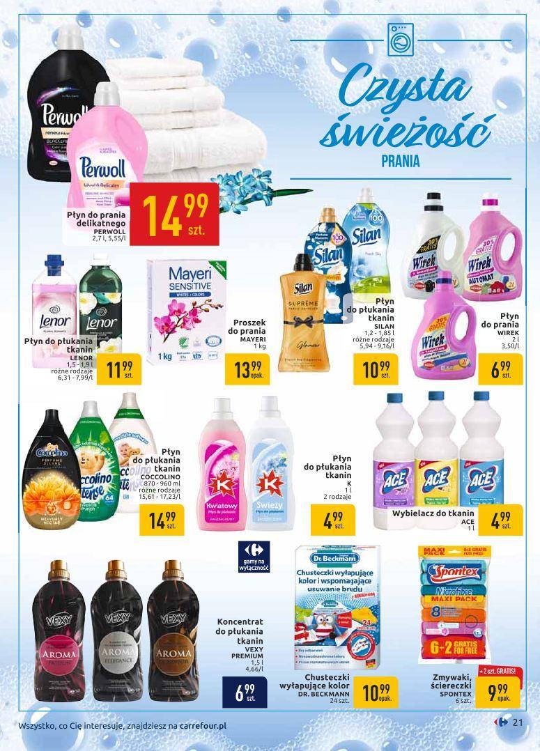 Gazetka promocyjna Carrefour do 07/09/2019 str.20