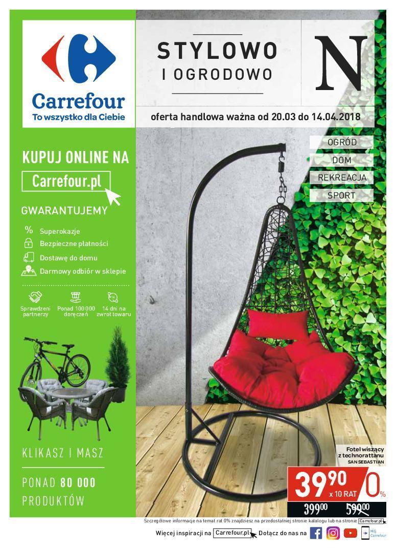 Gazetka promocyjna Carrefour do 14/04/2018 str.0