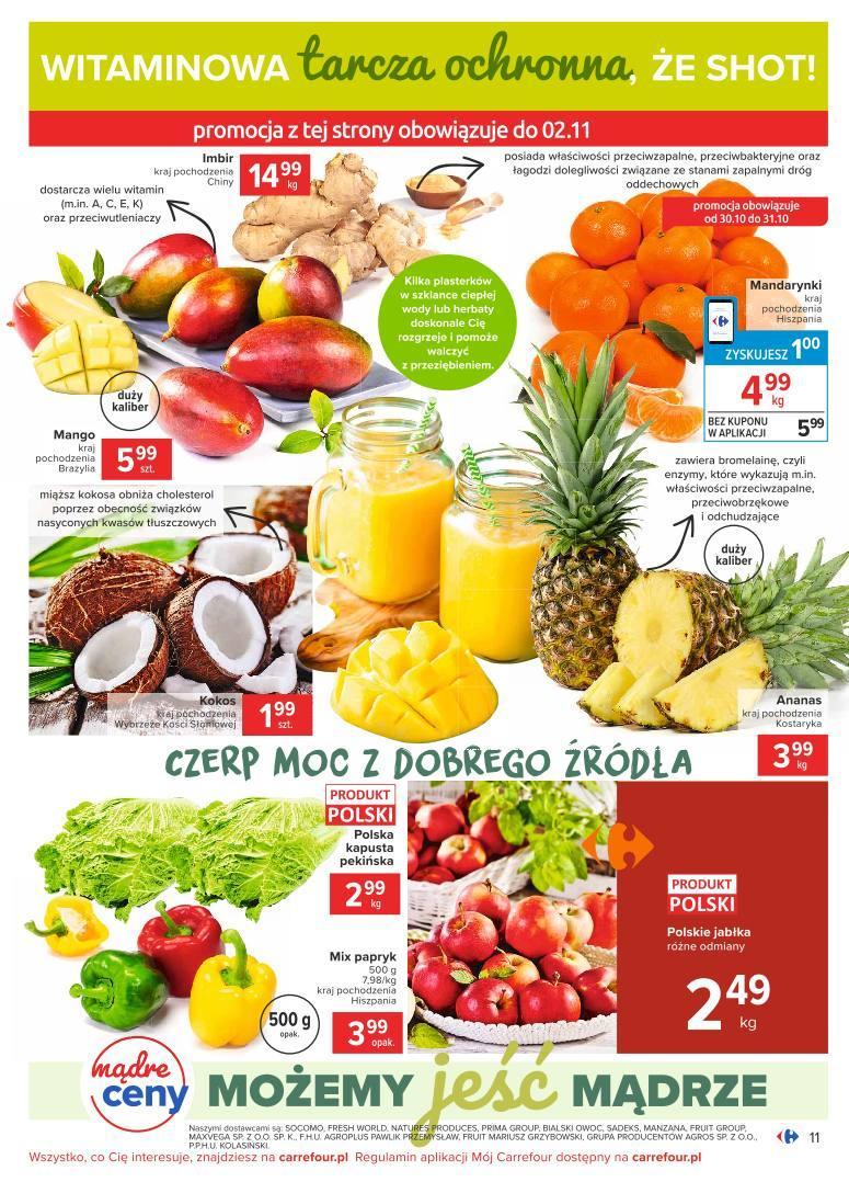 Gazetka promocyjna Carrefour do 07/11/2020 str.11