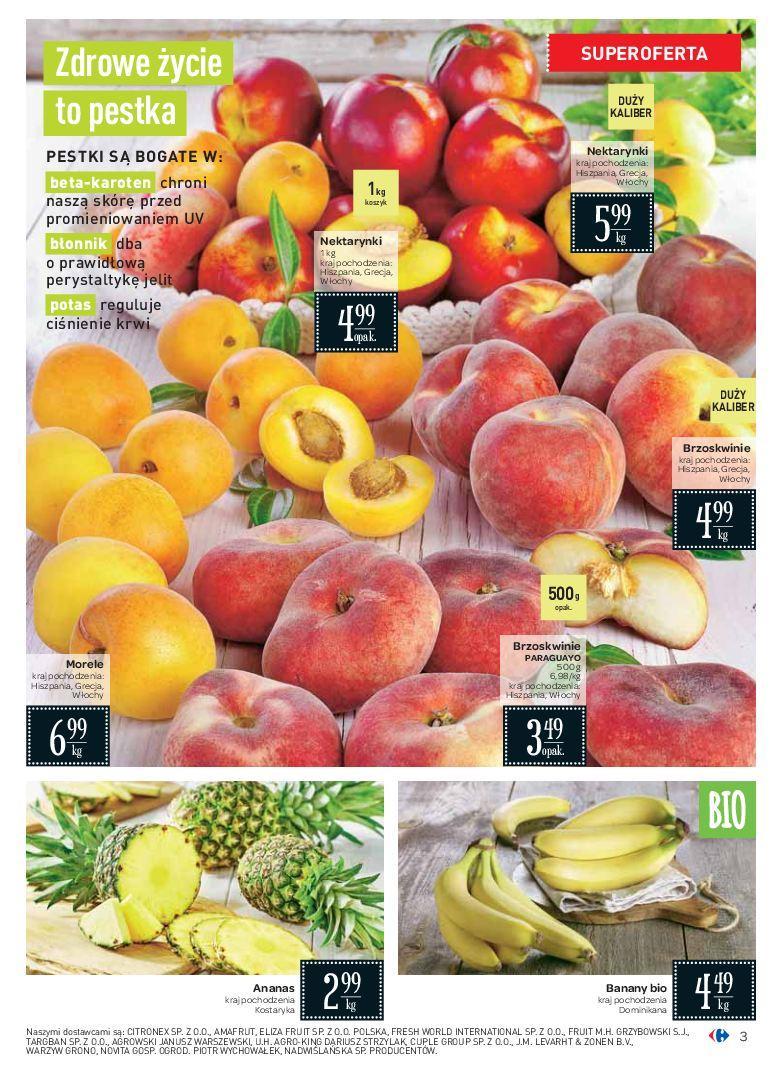 Gazetka promocyjna Carrefour do 07/07/2018 str.3